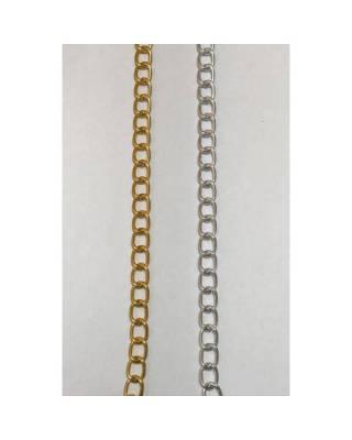 Αλυσίδα πλακέ 1,5 cm