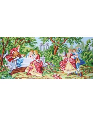 Χορός στον κήπο