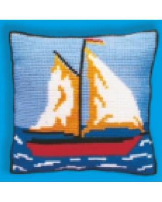 Παιδικό μαξιλάρι ΚΙΤ καράβι