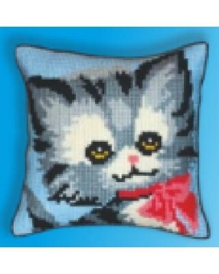 Παιδικό μαξιλάρι ΚΙΤ γατάκι