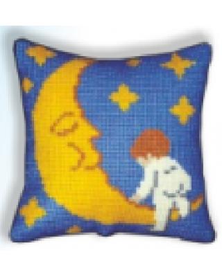 Παιδικό μαξιλάρι ΚΙΤ φεγγάρι