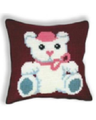 Παιδικό μαξιλάρι ΚΙΤ αρκουδάκι