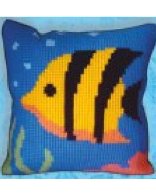 Παιδικό μαξιλάρι ΚΙΤ ψαράκι
