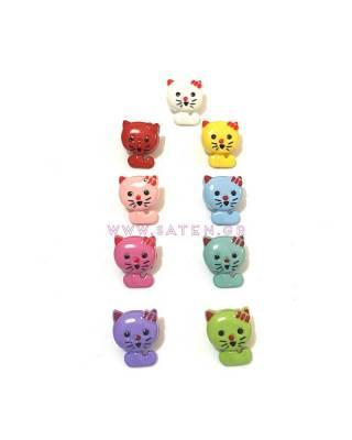 Κουμπιά Παιδικά Hello Kitty...