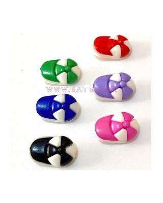 Κουμπιά Παιδικά Καπελάκια