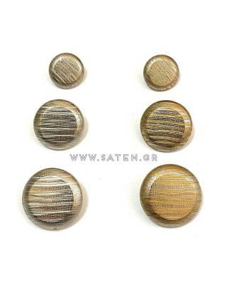Κουμπιά μεταλλικά Μ 11781